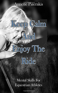 Keep calm and enjoy the ride annette paterakis